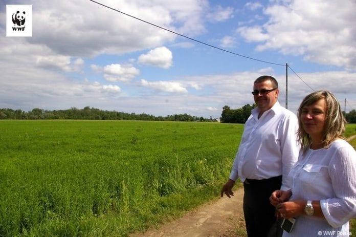 rolnik, rolnictwo, rolnik roku 2018, WWF, portal rolny, odpływ azotu, odpływ fosforu