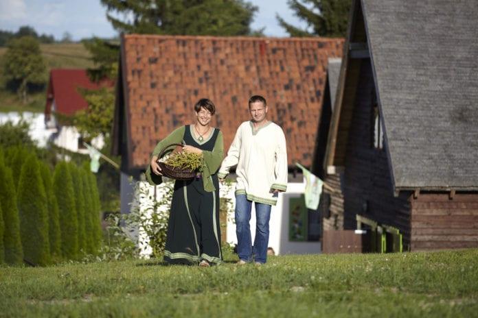 agroturystyka w Polsce, agroturystyka, Lawendowa Osada, Agroturystyka Ola, Ziołowy Dzbanek