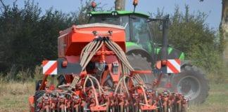 deutz traktor ciągnik szałaj