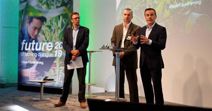 Bayer, Future of Farming Dialogue, Liam Condon, rolnictwo zrównoważone,