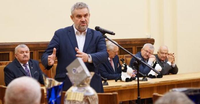 spółdzielnie rolnicze, minister rolnictwa, Jan Krzysztof Ardanowski,