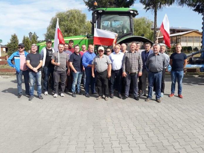 protest rolników, Marcin Bustowski, ZZR Solidarni, ASF, susza