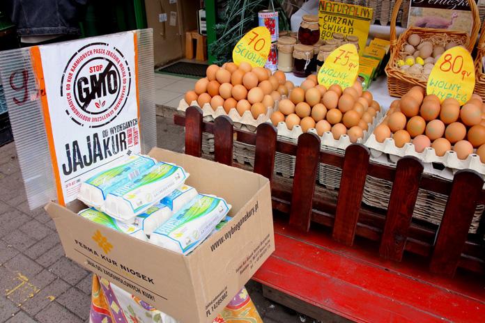 Żywność bez GMO, bez GMO, GMO, Senat, Prezydent, fałszowanie informacji o żywności