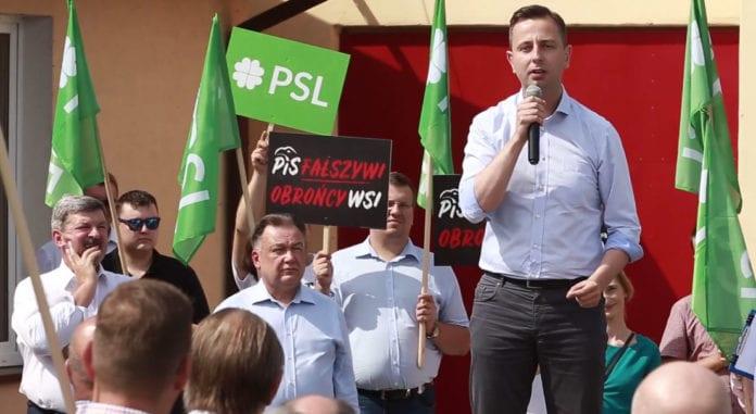 Fałszywi obrońcy polskiej wsi, rolnik, rolnictwo, Władysław Kosiniak-Kamysz, PSL