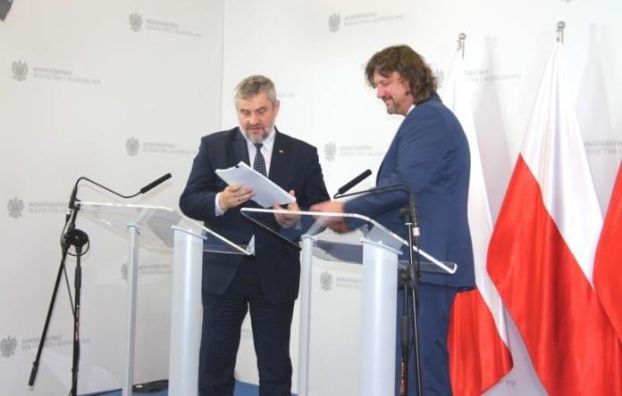pożyczki dla rolników, KOWR, ministerstwo rolnictwa, Jan Krzysztof Ardanowski, Piotr Serafin