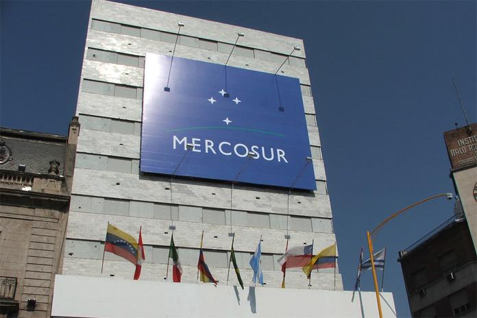 EMB, Europejska Rada ds. Mleka, Mercosur, umowa Mercosur