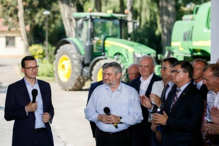pomoc dla rolników poszkodowanych przez suszę, rolnik, rolnictwo, Ardanowski, Morawiecki, susza, IUNG