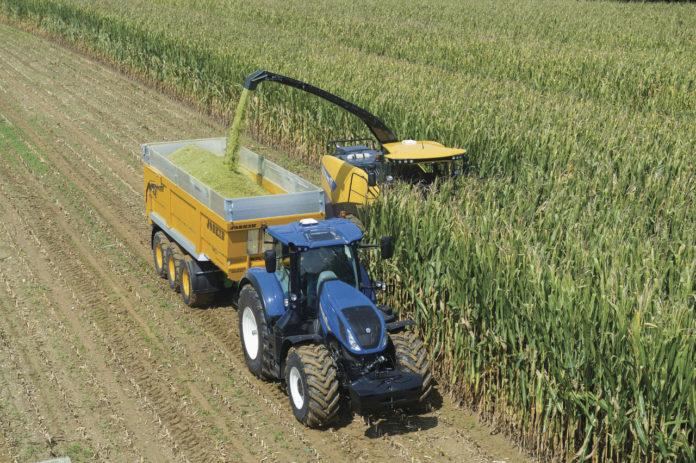 FarmXtend, CropXplorer, AGXTEND,  New Holland