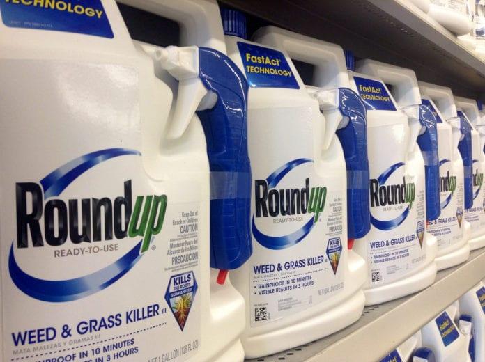 Roundup, glifosat, Monsanto, Bayer, Diamond and Diamond