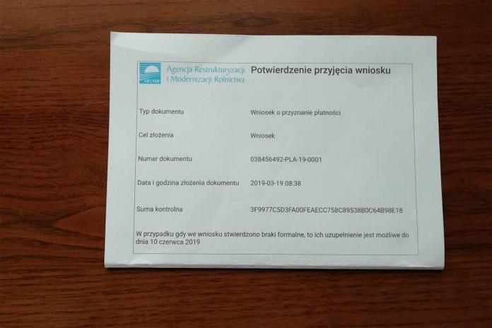 rolnik, ARiMR, dopłaty, eWniosekPlus